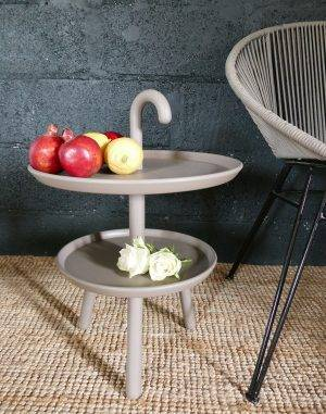 Taupe Table
