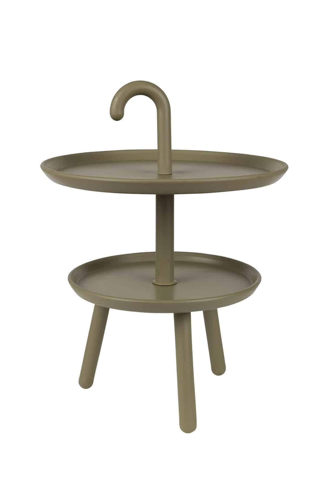 taupe coloured outdoor table