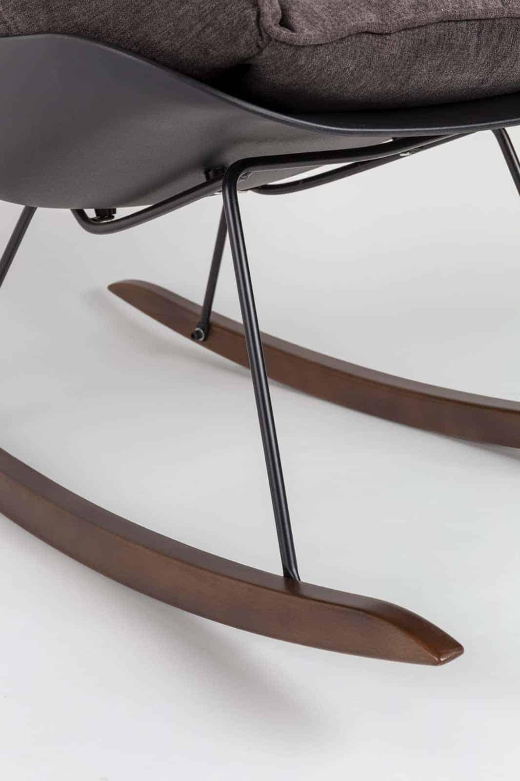 rocky dark chair legs