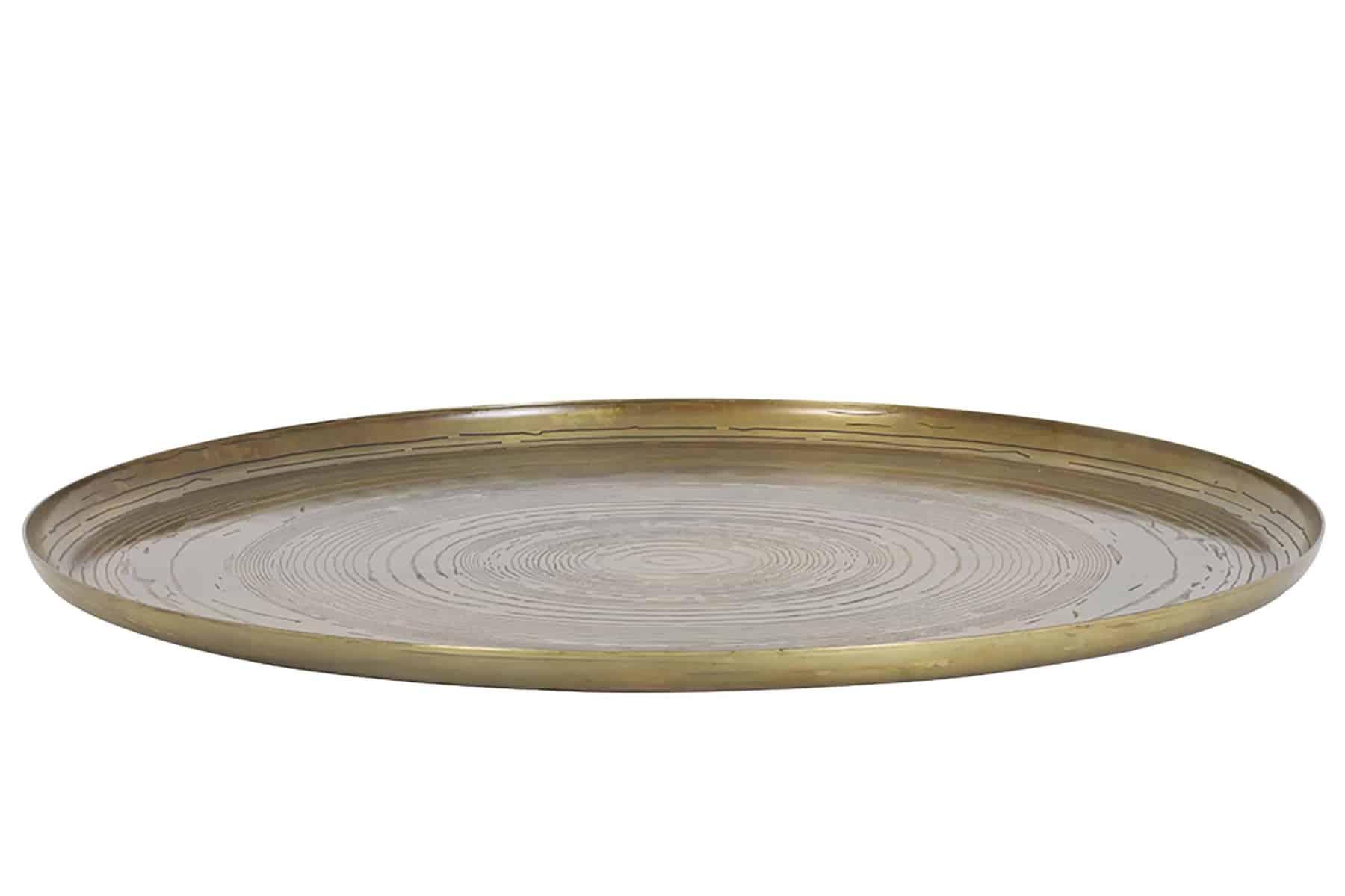 metal large tray