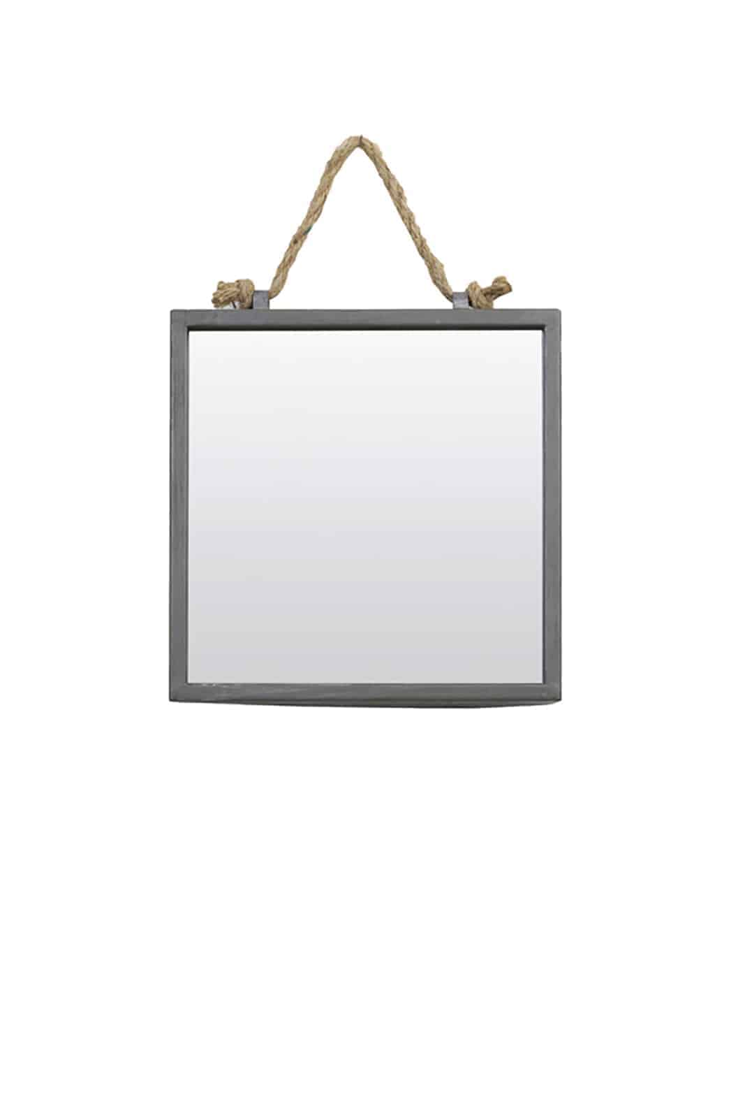 mirror with zinc frame