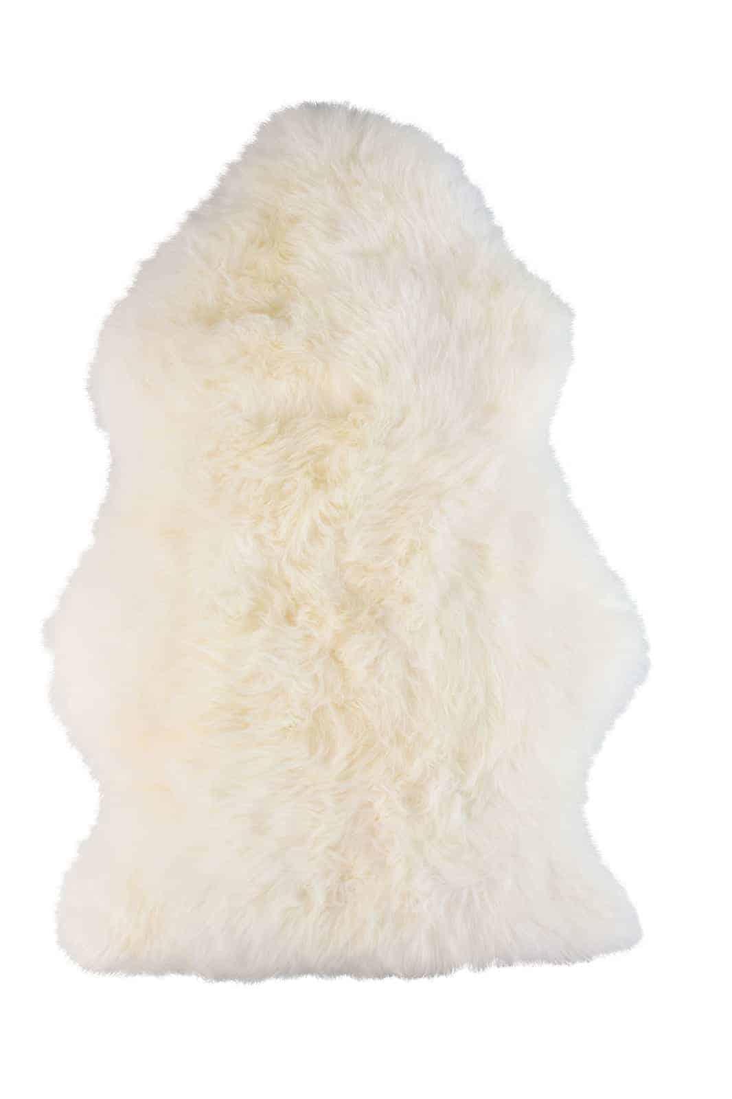 ivory fluffy rug