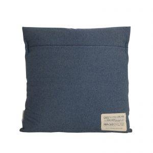 Cushion cover dark blue