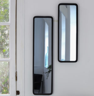 sinna wall mirror different sizes with black frame