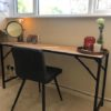 foldable work desk