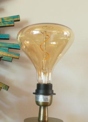 triangle trendy bulb