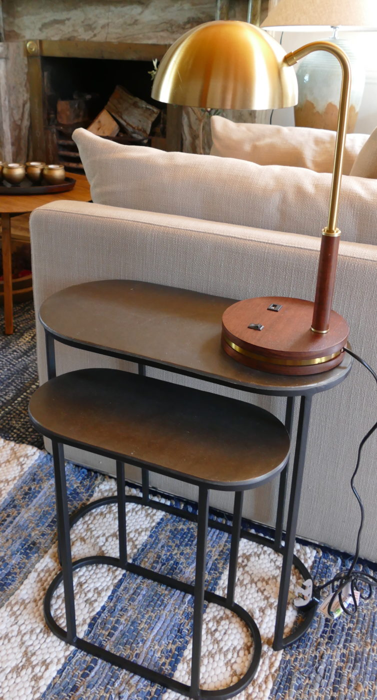 bocov nest tables with lamp from stagers lifestyle