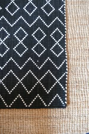 TUNIS RUG (PET - RECYCLED PLASTIC)