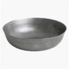 metal military bowl