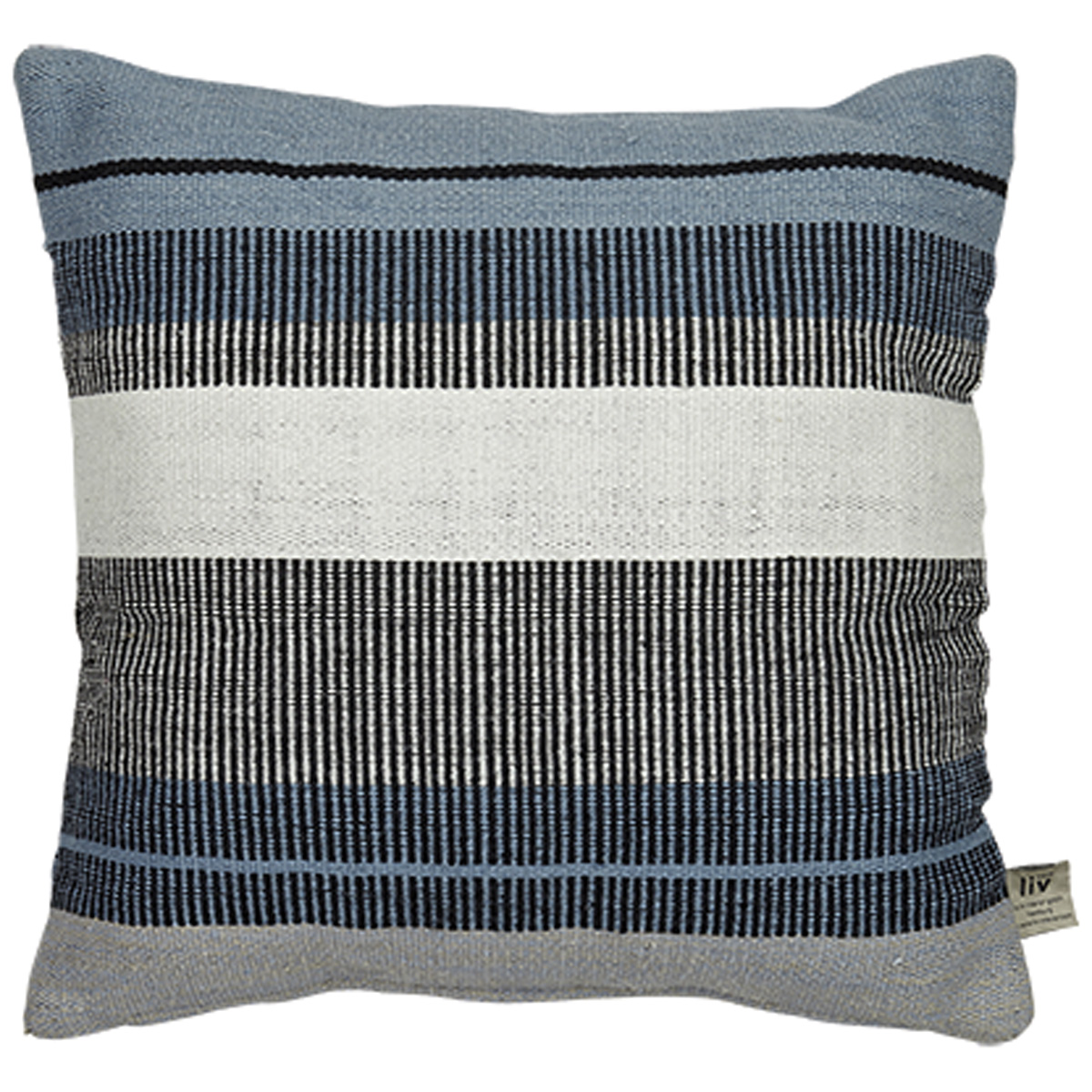 manitou blue and grey outdoor cushion