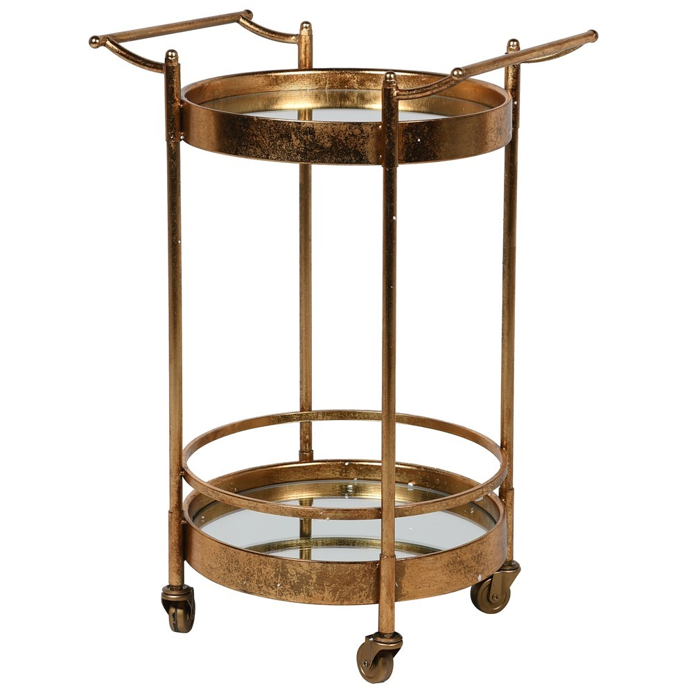 the beccah drinks trolley