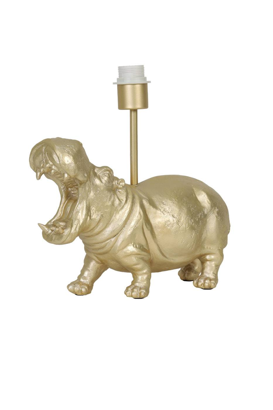 gold hippo lamp subang rattan lounger sold by stagers lifestyle