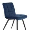 blue velvet olive dining chair subang rattan lounger sold by stagers lifestyle