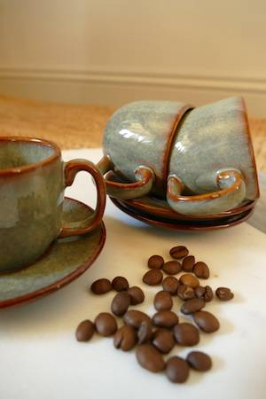 S:4 YESPRESSO CUP & SAUCER