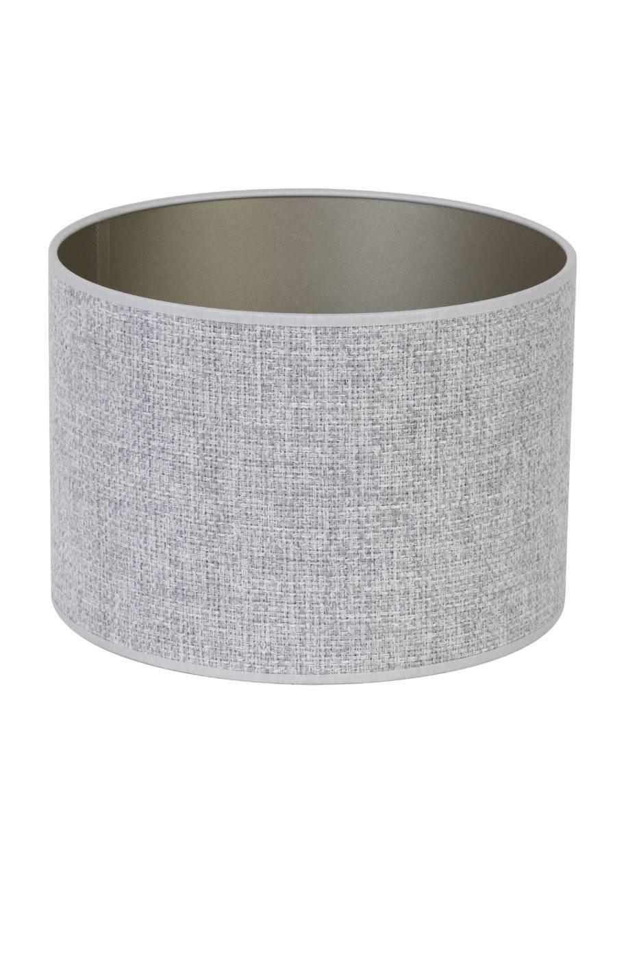 armata bronze floor lamp grey shade