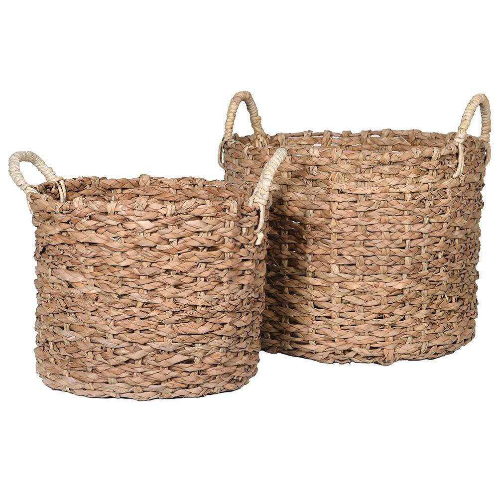 seagrass baskets subang rattan lounger sold by stagers lifestyle