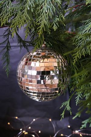 Disco Ball Bauble L