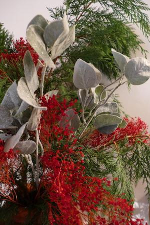 Green Eucalyptus Spray Stem