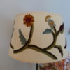 Crewel Embroidery Shade