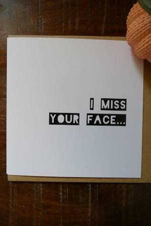 LAINEY K - MISS YOUR FACE