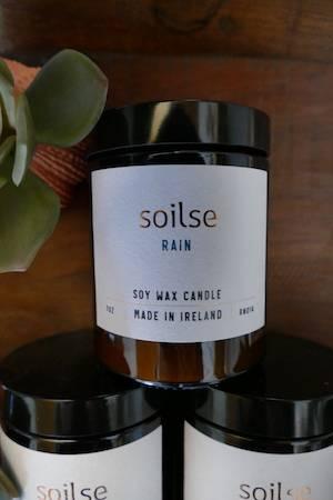 SOILSE CANDLE RAIN