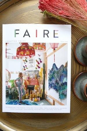 FAIRE ISSUE ONE RUTH RIBEAUCOURT