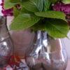 Bootie Vase Hydrangea
